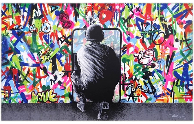 マーティン・ワトソン(Martin Whatson)「Zero Tolerance」
