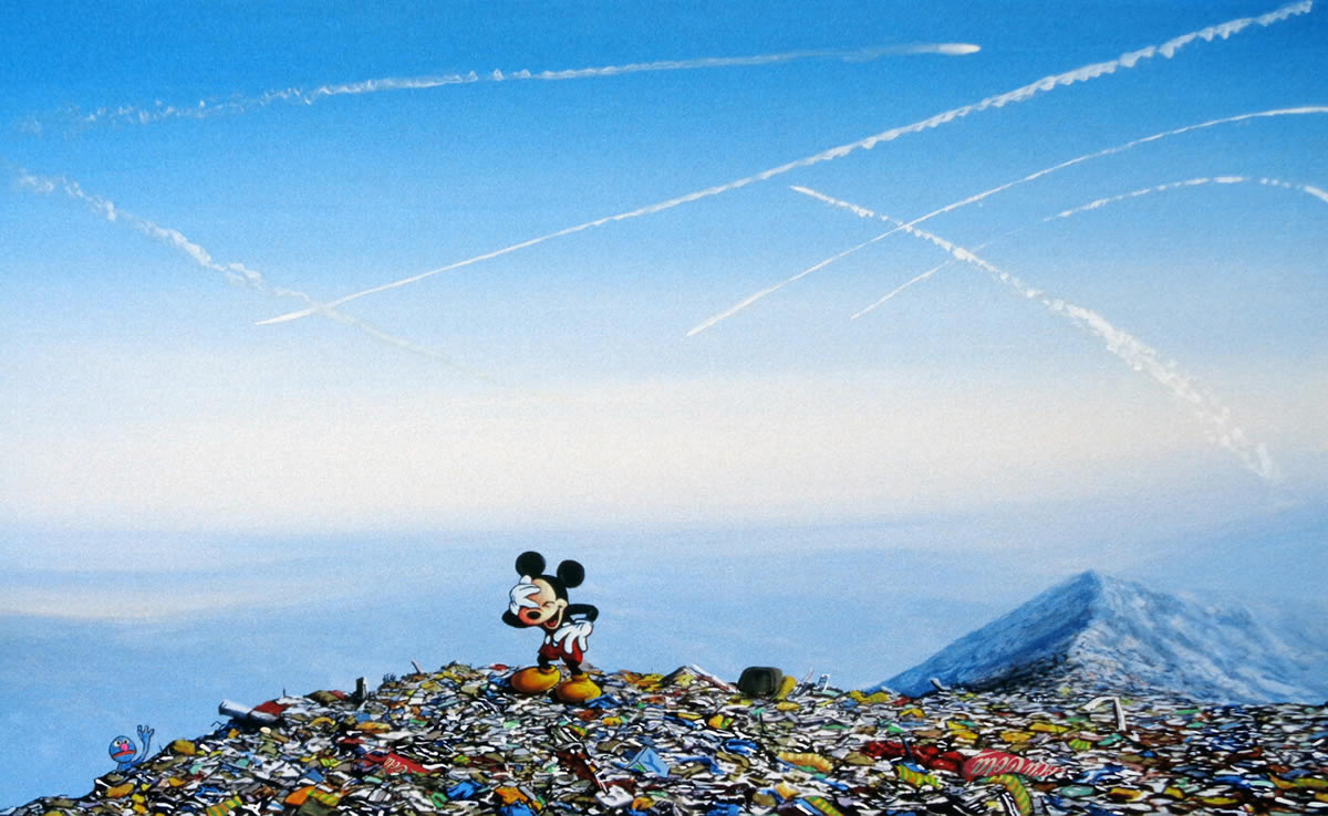 #27『Tracers』ジェフ・ジレット -Laughing Mickey Landfill