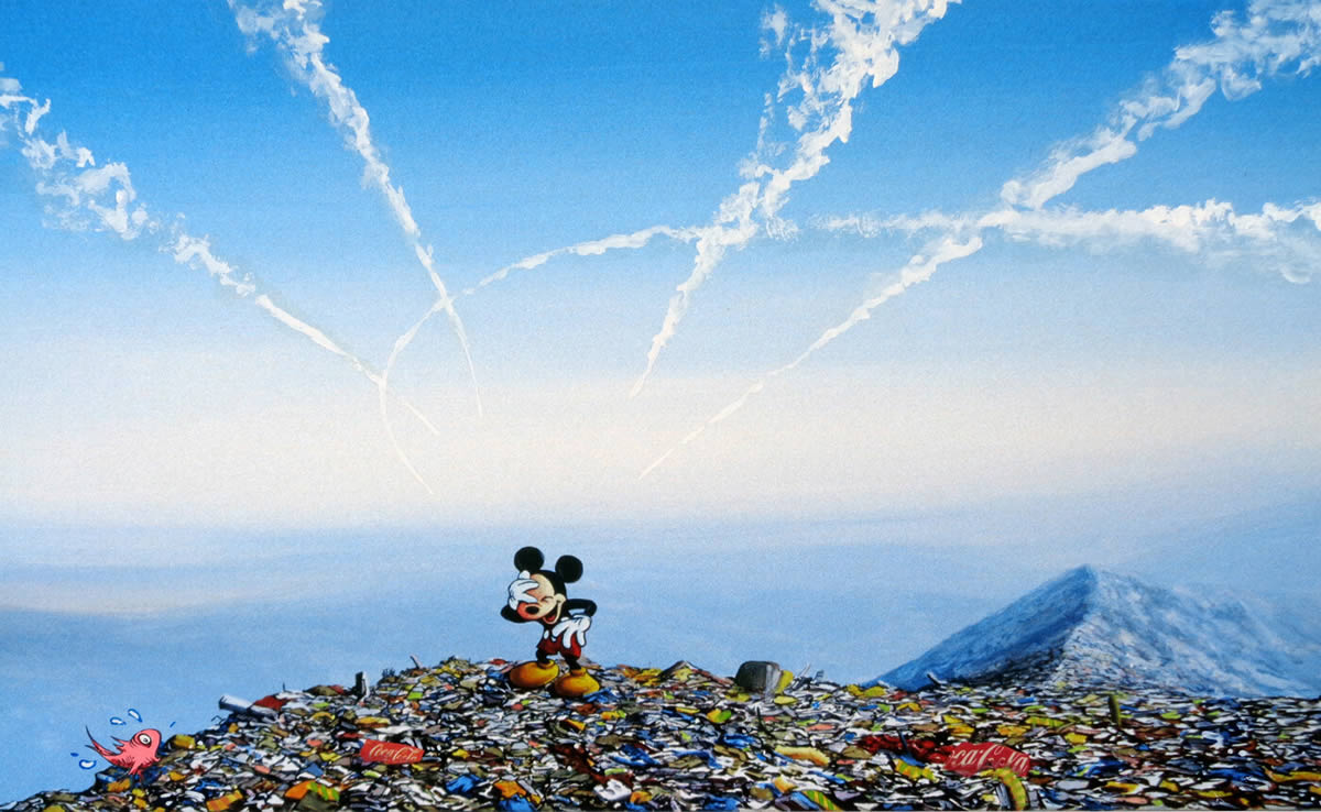#45『Tracers and Fish』ジェフ・ジレット -Laughing Mickey Landfill